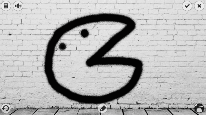 Graffiti gratis di hp