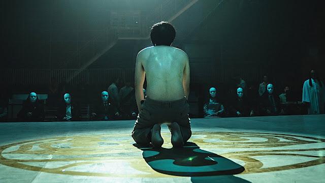 Hellbound: novo k-drama da Netflix com diretor de Invasão Zumbi estreia em novembro