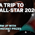 WIN A TRIP TO NBA ALL-STAR 2020