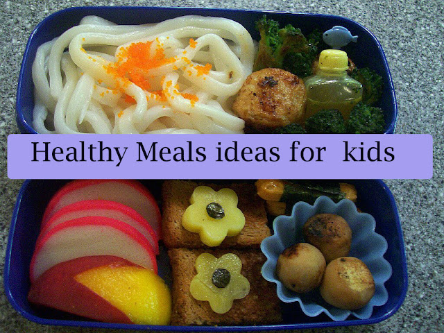 Here are some tips for preparing healthy recipes for kids: