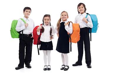 Prepárate para la escuela
