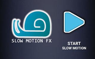 Slow Motion FX app