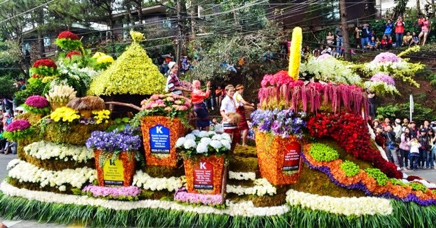 panagbenga festival one of baguios strenght Travel stories photo by randy  the panagbenga festival, also called the baguio flower festival,  and baguio was one of the most ravaged cities.
