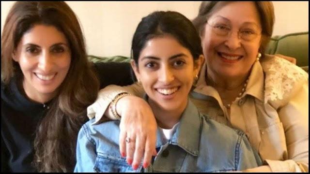 Amitabh Bachchan's granddaughter Navya Nanda hits back at troll who dared to attack her mother Shweta