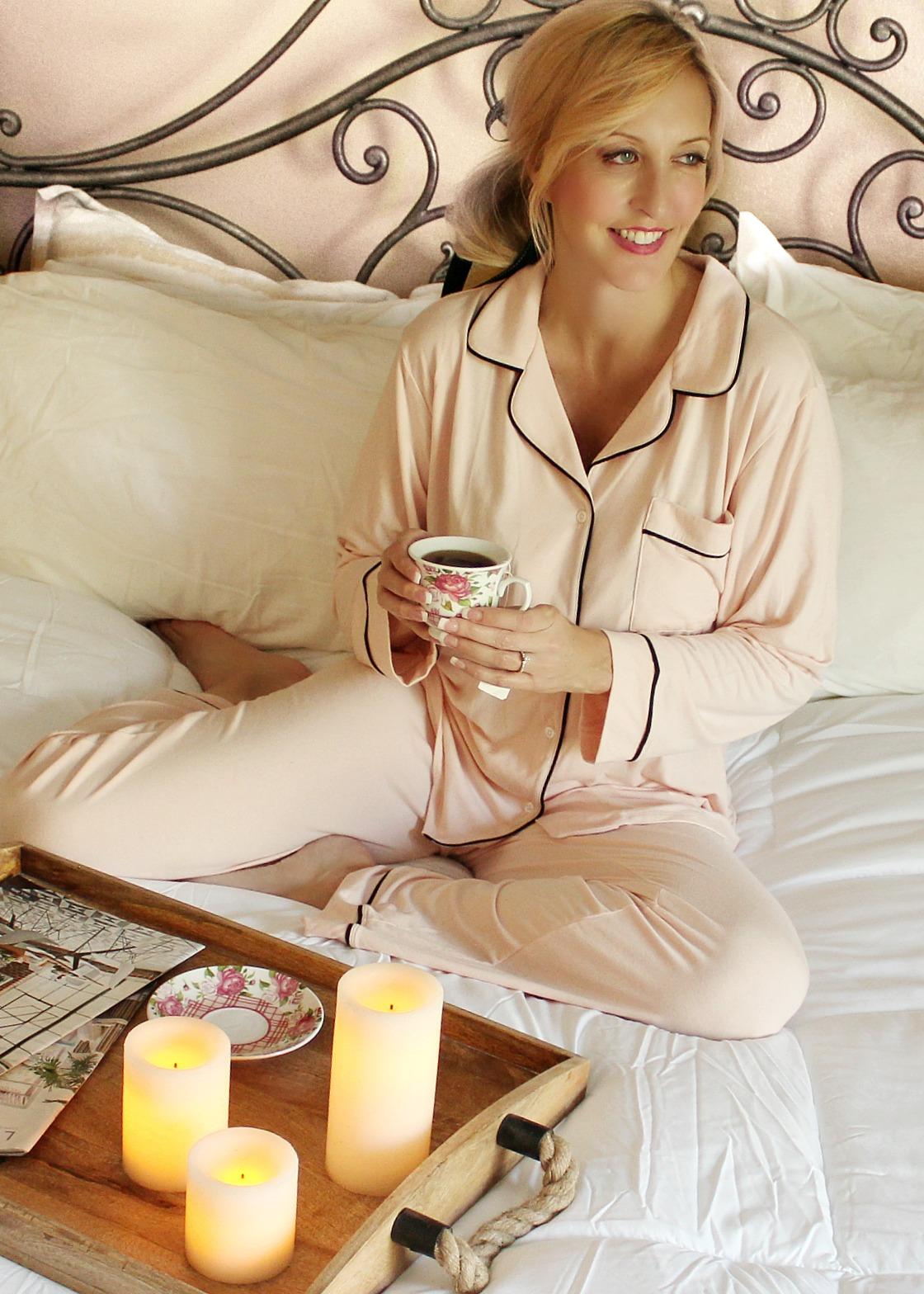 Valentines Gift Guide - Pajamas for Her