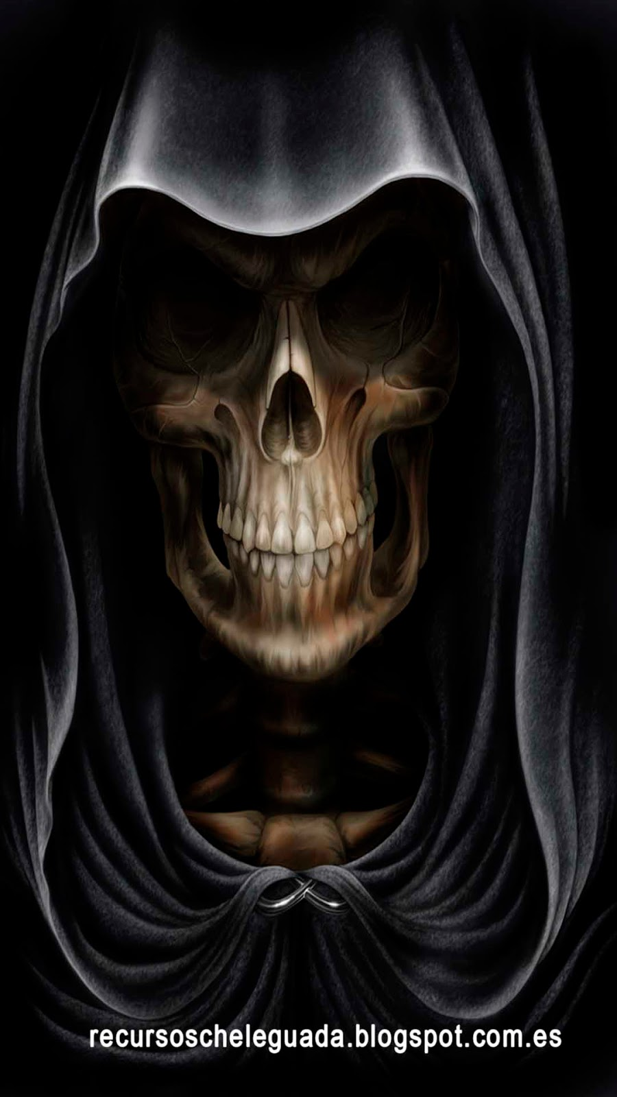 Recursos Chele Guada: Fondos para movil de terror HD nº1