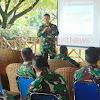 Dansatrol Lantamal VI Buka Latihan Matrikulasi Pelaut KAL Satrol Lantamal VI TA. 2021