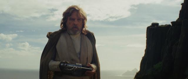 Až vám Luke Skywalker nabídne mléko, raději odmítněte. (Star Wars: Poslední z Jediů)