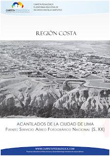 Acantilados de la ciudad de Lima