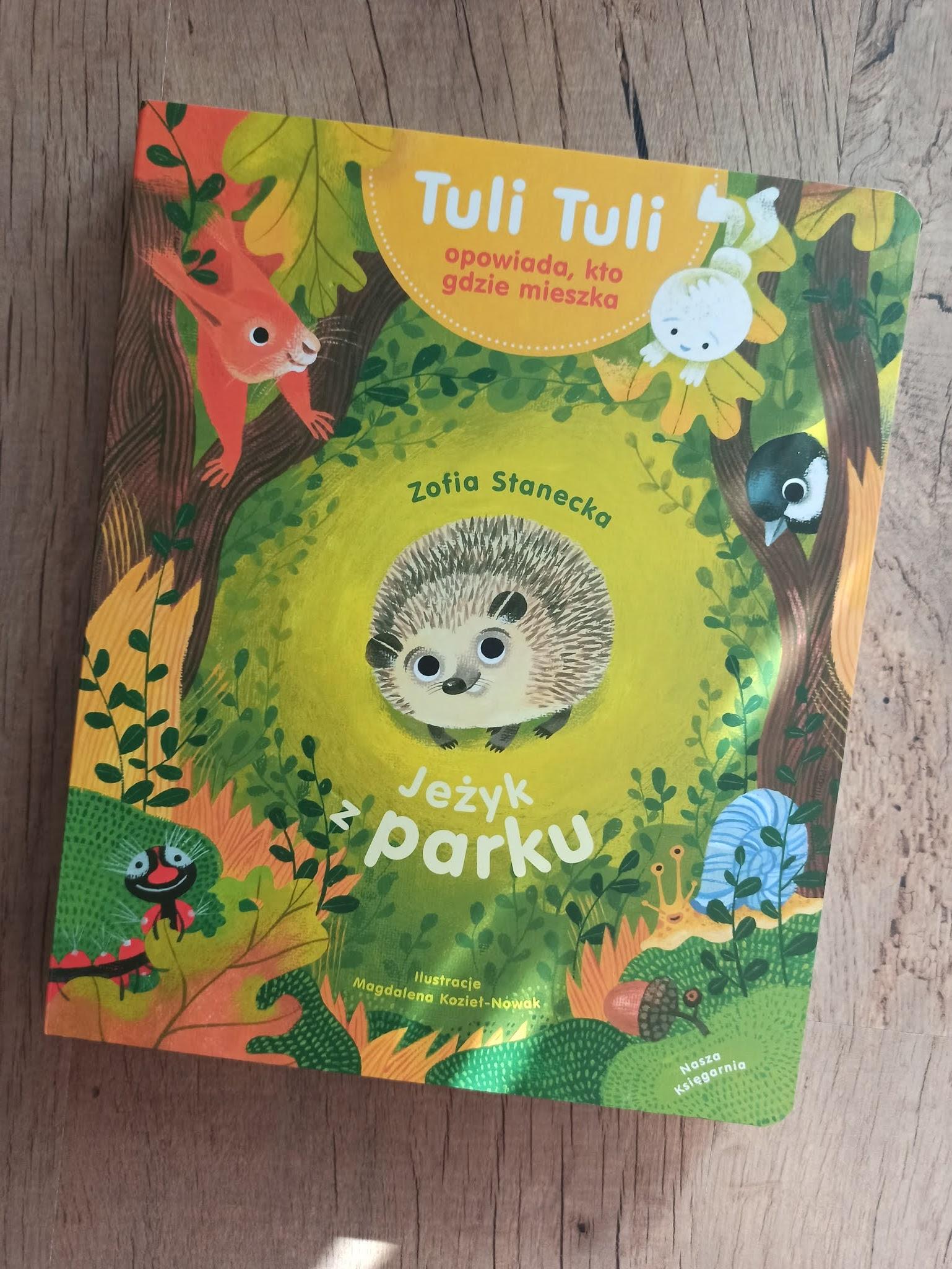 Tuli Tuli opowiada, kto gdzie mieszka - Nasza Księgarnia