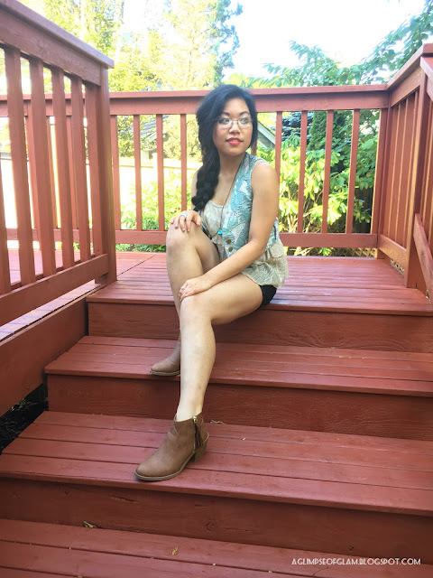 Country Concert Style Outfit Inspiration ft King Ranch Saddle Shop - Andrea Tiffany A Glimpse of Glam