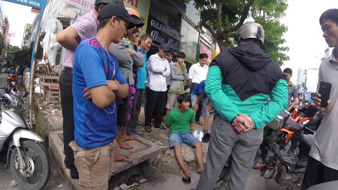 Cướp ở Sài Gòn vì sao đã trở thành 'đặc sản'?