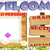 WELCOME Poster with Class Prog., Grade/Sec., Adviser