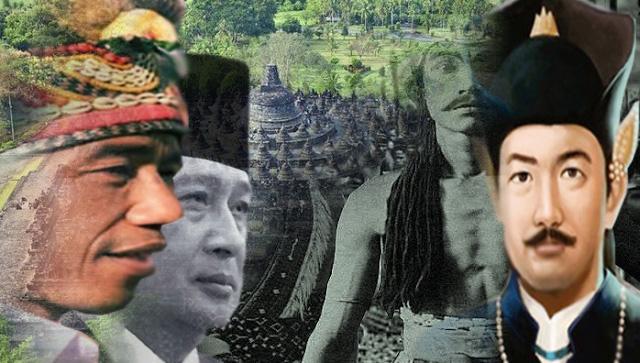 Pembangunan Dibawah Penguasa dari Bhumi Mataram