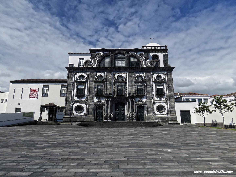Museu Carlos Machado_Núcleo de Arte Sacra_Igreja do Colégio dos Jesuítas  - Ponta Delgada - São Miguel - Açores