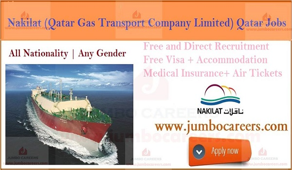 Oil Gas company jobs in Qatar, Job openings in Qatar,