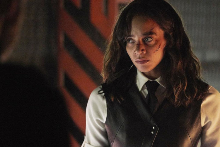 Performers of The Month - Readers' Choice Most Outstanding Performer of August - Hannah John-Kamen