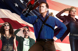 review film sekuel serial ash vs evil dead