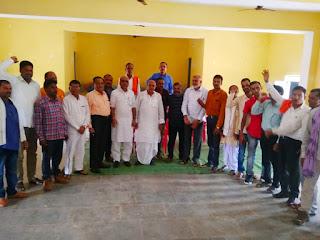 बिरसा सामुदायिक भवन में संपन्न हुई भाजपा मंडल बिरसा की बैठक