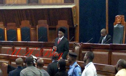 CJN seeks constitution amendment to 'accommodate peculiarities' of Shari'a