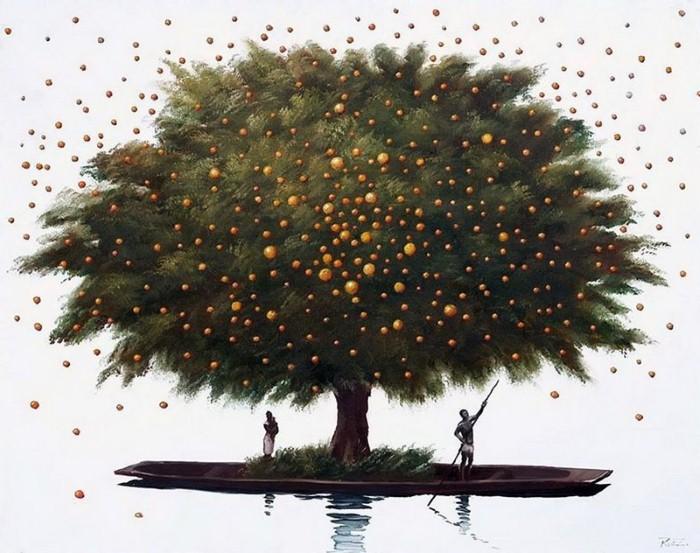 Любовь витает в Воздухе. Pedro Ruiz 19