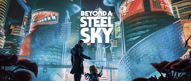 Beyond a Steel Sky Aspiration Day Collection