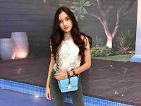 foto aktris cantik indonesia Yuriska Patricia