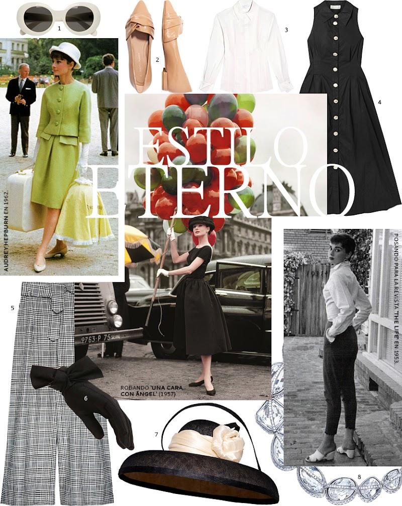 Así vestiría en la actualidad la inolvidable Audrey Hepburn