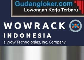 Lowongan Kerja PT Wowrack Indonesia