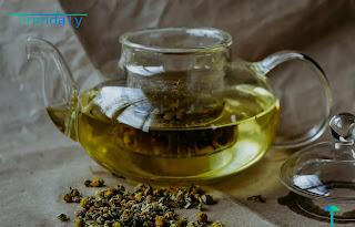 فوائد شاي البابونج وأضراره علي الجسم