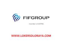 Loker CR Field /Kolektor dan Marketing Credit Executive di PT Federal Internasional Finance Sukoharjo