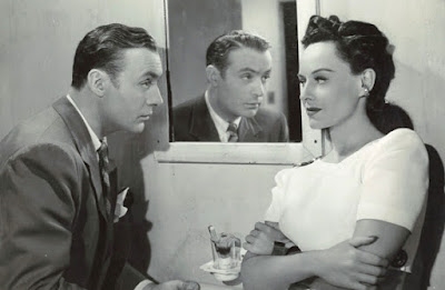 Hold Back The Dawn - Charles Boyer and Paulette Goddard