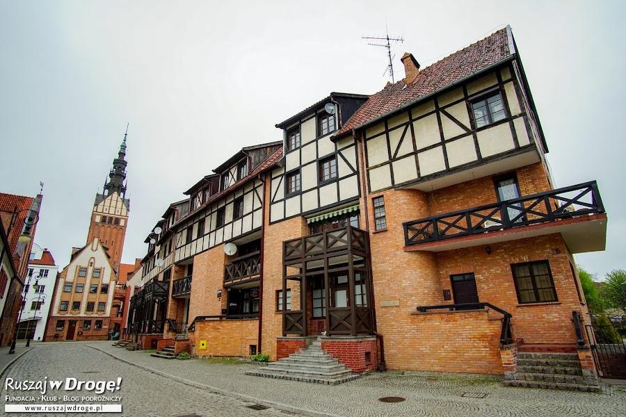 Elbląskie Stare Miasto zaczyna się odbudowywać