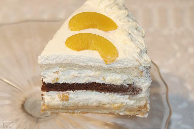 tort brzoskwiniowy kokosowy krowkowy przepis blog