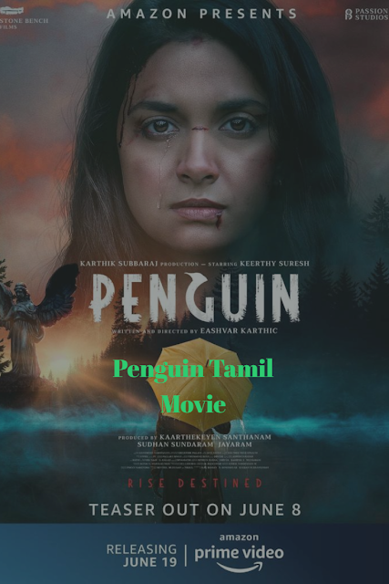 Latest Tamil Movies Releasing in June  Penguin
