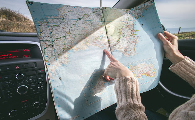 How to plan a cross country road trip