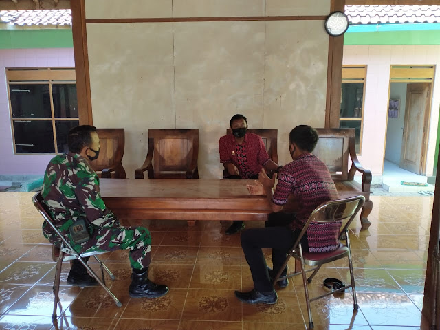 Kodim Sragen - Kades mengharapkan TMMD berikutnya di Desa Baleharjo lagi