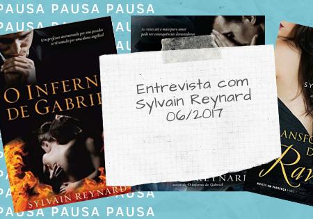 Entrevista: Sylvain Reynard