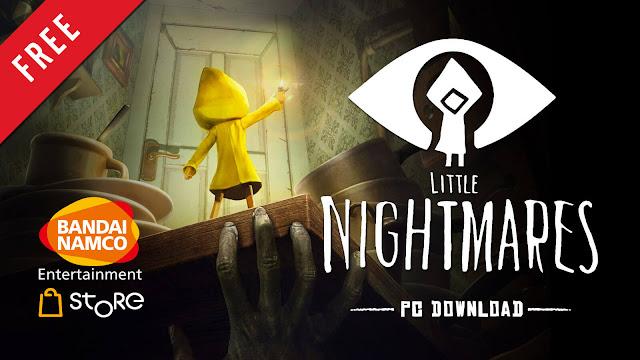 little nightmares free pc game bandai namco store puzzle-platformer horror adventure game tarsier studios