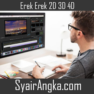 Erek Erek Menjadi Editor 2D 3D 4D