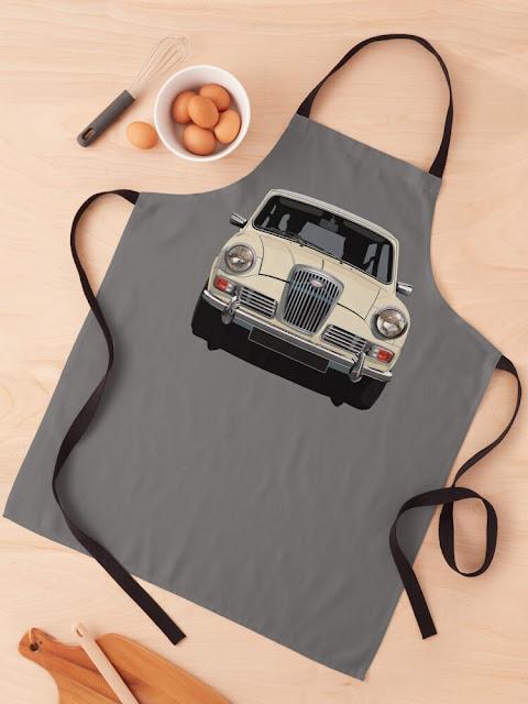 Wolseley Hornet apron