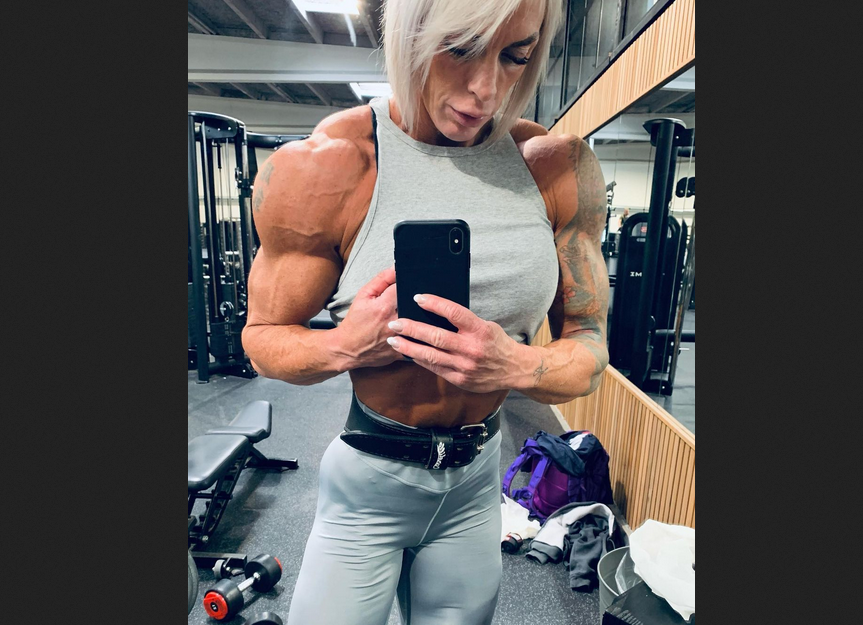 Women's BodyBuilding, Debunking The Common Myths