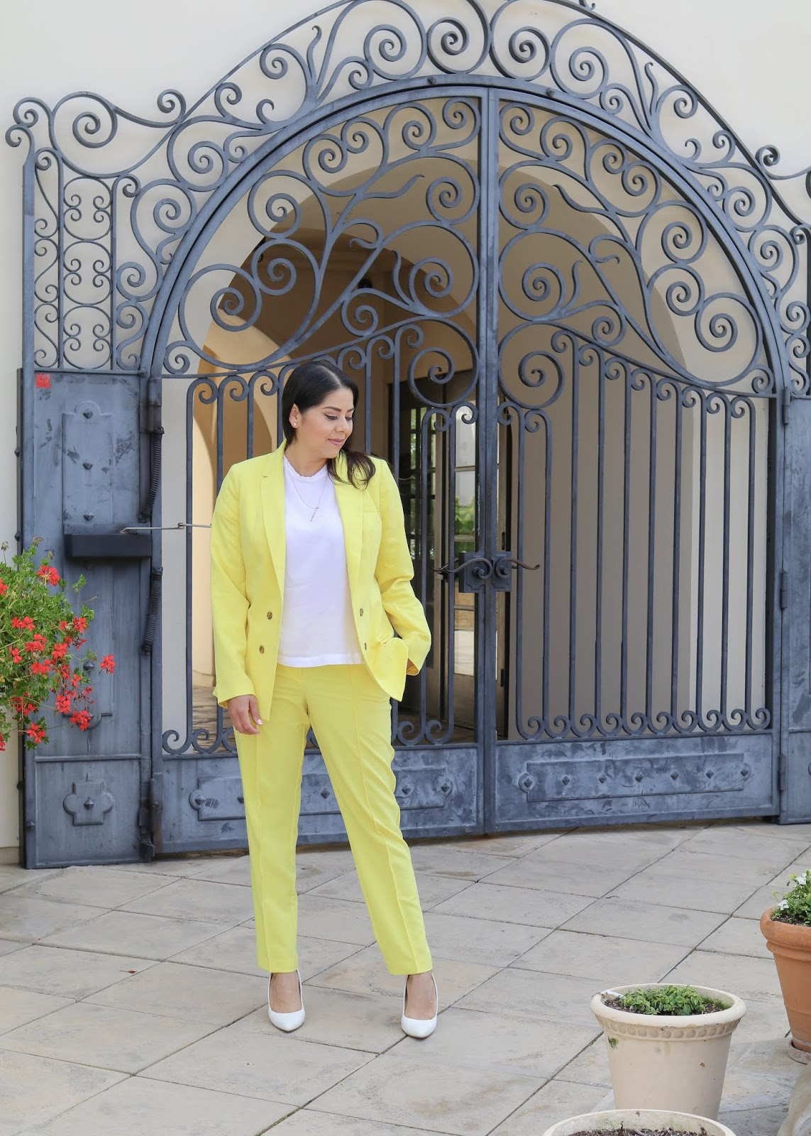 Yellow Spring 2019 trend, trends for spring, affordable fashion