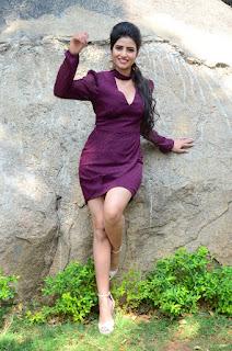 Karishma Kaul Hot Photos at Prema Parichayam Movie Launch