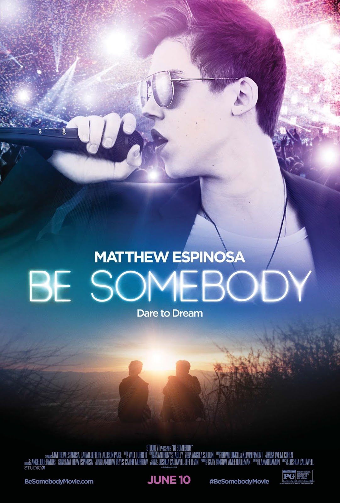 Download Be Somebody Dublado Grátis