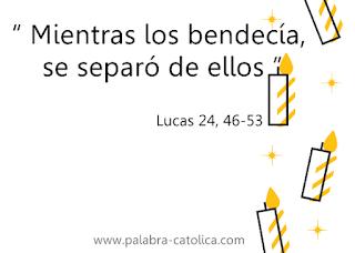 Evangelio del día Domingo 2 de Junio - Lecturas y Salmo de hoy
