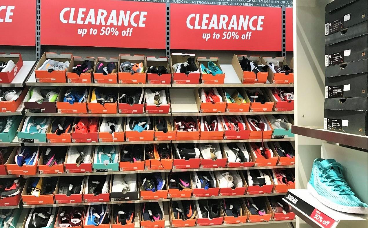 Manila Shopper Levi39s Fashion Rack Nike Factory Outlet
