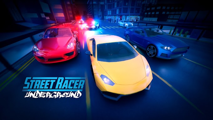 Download The Best Street Racing Game - STREET RACER UNDERGROUND ( GIVEWAY OFFOR ) United Arab Emirates Only