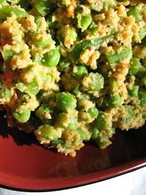 Toor Dal and Green Bean Poriyal