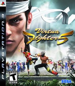 Virtua Fighter 5 PS3 Torrent